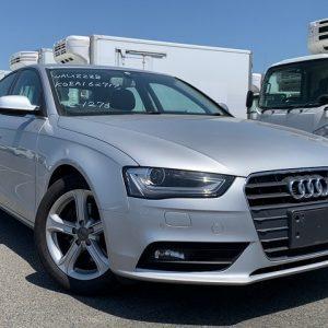 Audi A4 2.0T Silver 2014 31,000 Kms