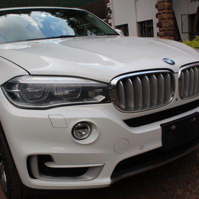 BMW X5 XDrive X35d 2013