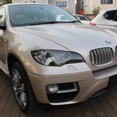 BMW X6 XDrive X35i Sport Gold 2013