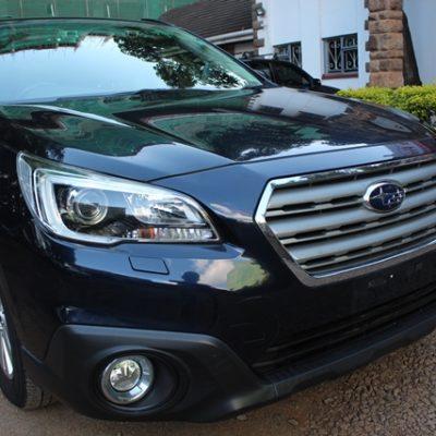 Subaru Outback 2.5i BS9 2015 80,000 Kms