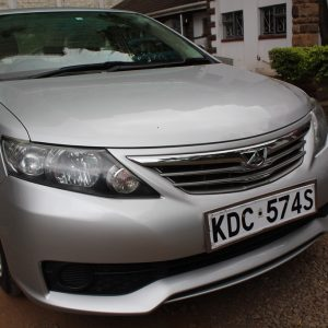 Toyota Allion A15 G Package 8,000 Kms
