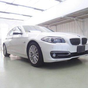 BMW 523i Luxury 2014 50,000 Kms