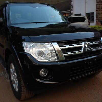 Mitsubishi Pajero Did (Diesel) Exceed 2014 77,000 Kms