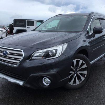 Subaru Outback 2.5i BS9 Leather 2015 75,000 Kms