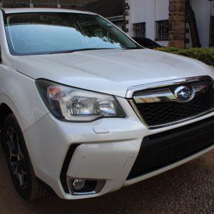 Subaru Forester XT 2.0 DIT SJG 2014 78,000 Kms