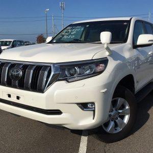 Toyota Landcruiser Prado TX 2017