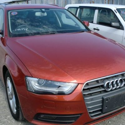 Audi A4 2.0T - Avant 2014 93,000 Kms
