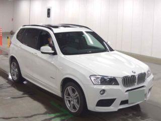BMW X3 XDrive X35i M Sport Pearl Sunroof 2014 30,000 Kms