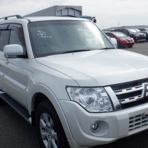 Mitsubishi Pajero Did (Diesel) 2014 53,000 Kms
