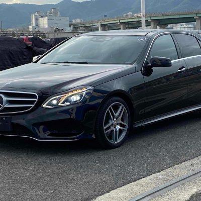 Mercedes Benz E300 Avantgarde Leather 2014 77,000 Kms
