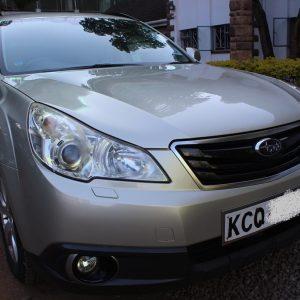 Subaru Outback 2.5i BR9 Leather 2012 130,000 Kms