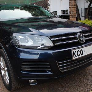 Volkswagen Touareg V6 3.6 FSi Blue Motion 2013 70,000 Kms