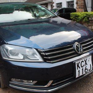 Volkswagen Passat 1.4 TSi Leather edition 2012 115,000 Kms